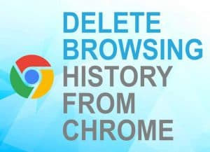 Feature image for delete Chrome history