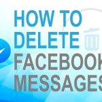 Delete Facebook message