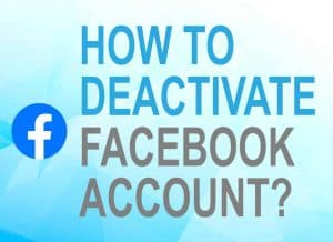 Feature image for How to deactivate account
