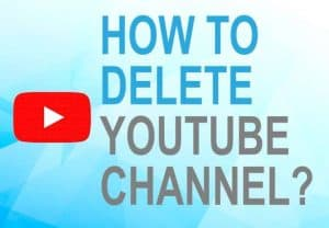 Feature image for how to delete YouTube channel