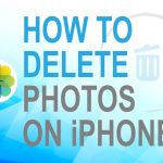 How to Delete Photos from iPhone?