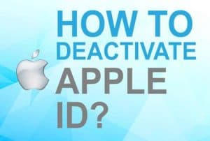 How to Deactivate Apple ID feature image