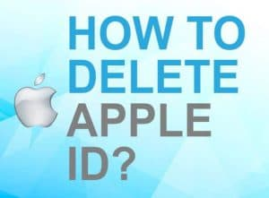 Feature image of How to delete Apple ID