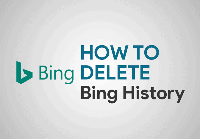 Feature Image for How To Delete Bing History