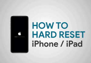 Feature Image for How To Hard Reset iPhone or iPad