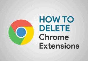 Feature Image for How To Delete Chrome Extensions