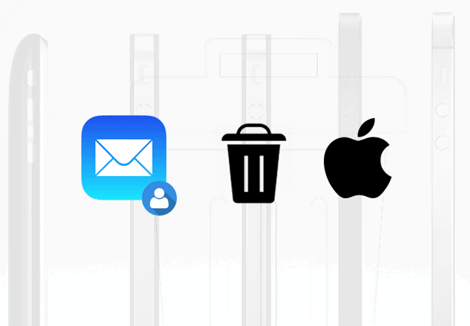 How to delete an email account on iPhone