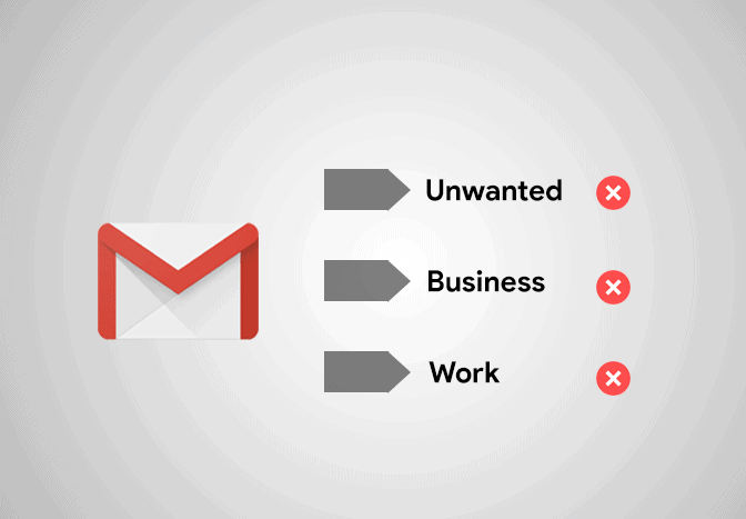 How to delete labels in Gmail
