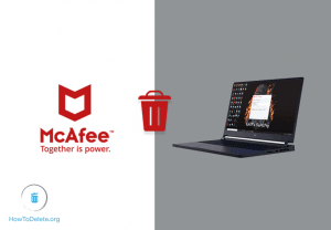 How to uninstall McAfee Antivirus