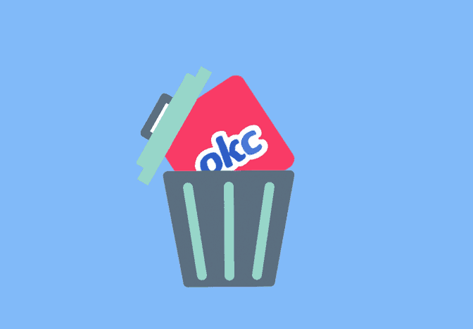 How to deactivate okcupid